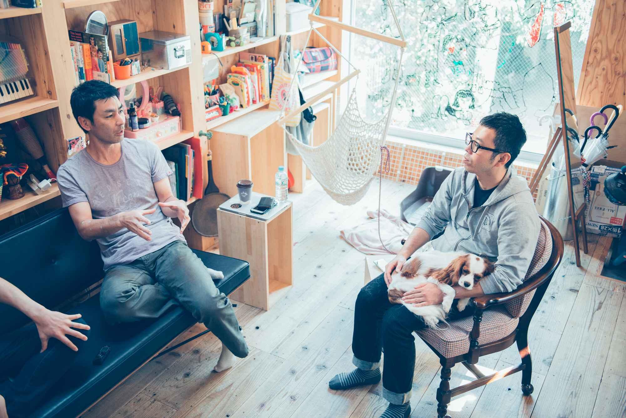 「どんな人が泊まりにくるのか?」も、Airbnbカルチャーの魅力。