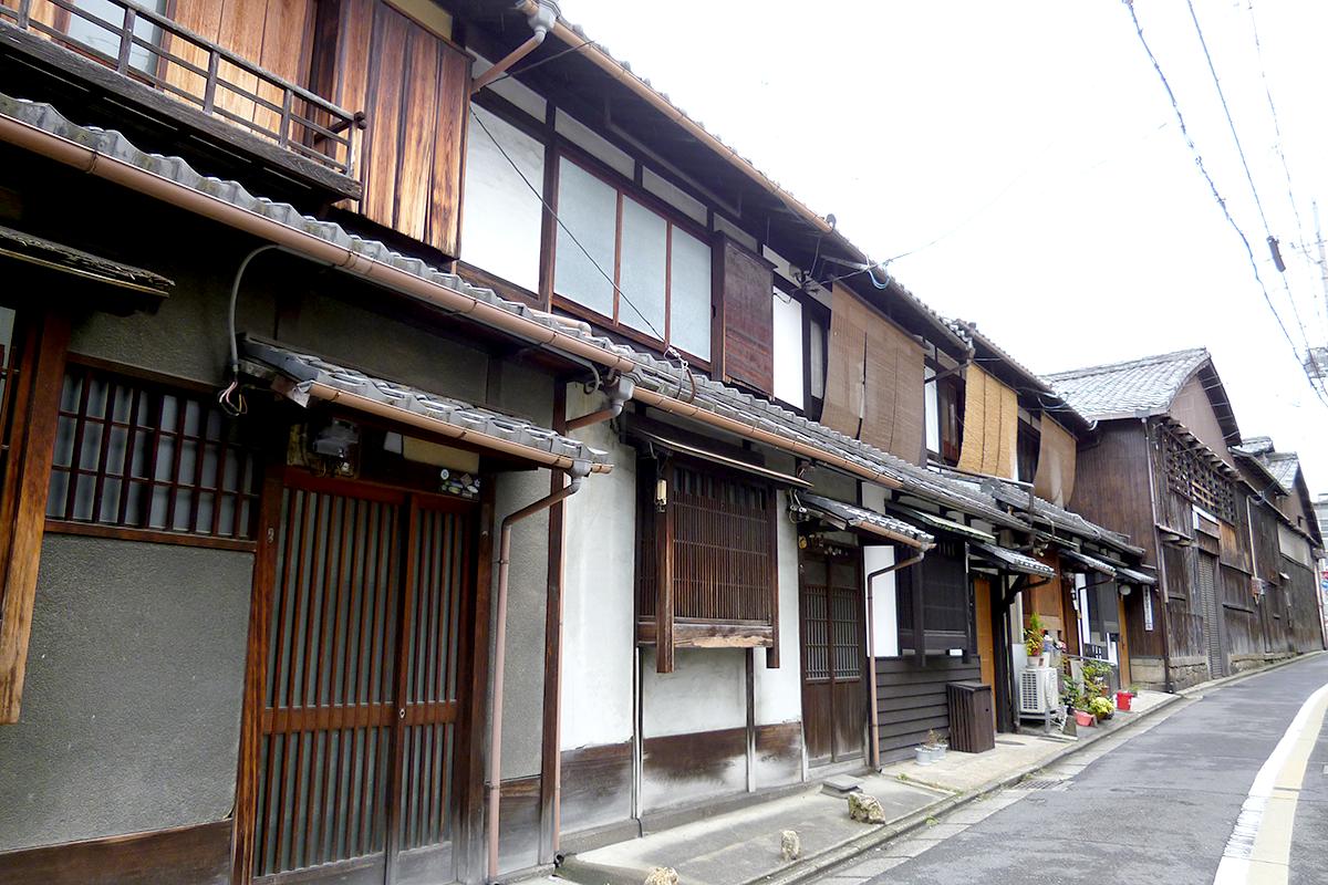 京町家再生プロジェクト