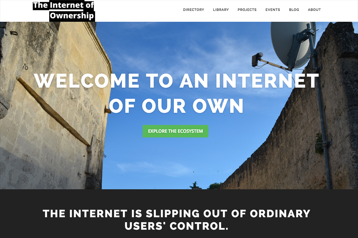 The Internet of Ownership