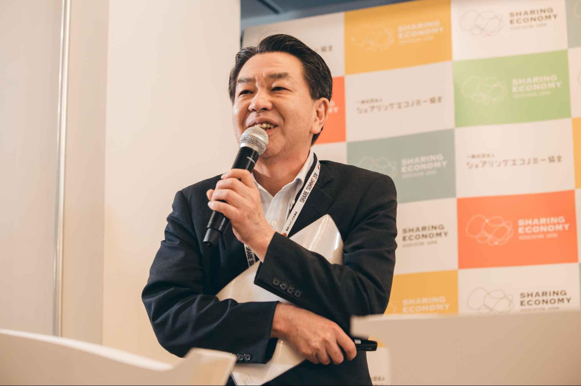 一般社団法人日本旅館協会副会長、一般社団法人ハットウ・オンパク代表理事 鶴田浩一郎氏